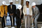 Ground Breaking - Galen Terrace